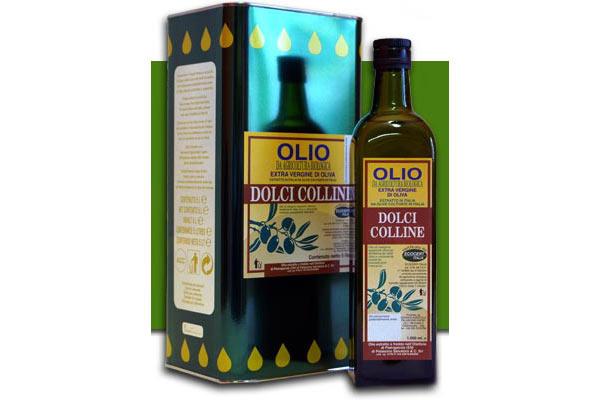olio biologico siciliano