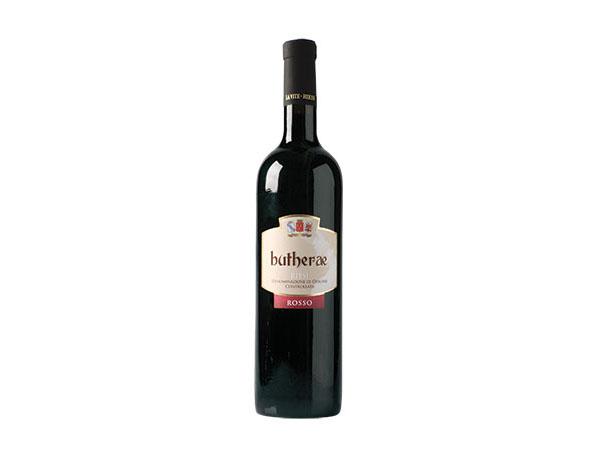 vino butherae doc riesi rosso