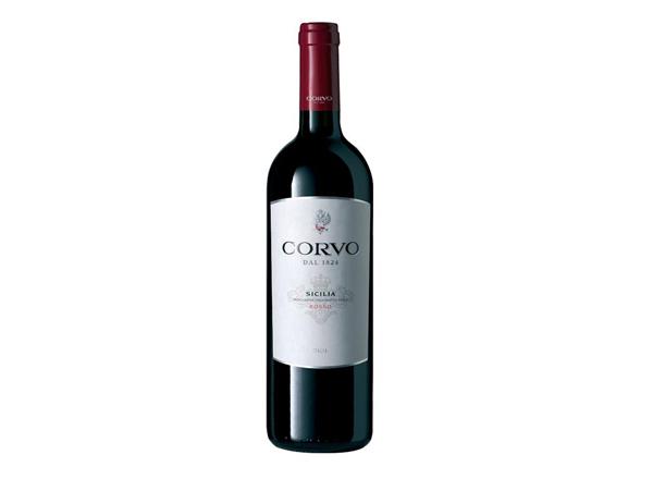 vino corvo rosso sicilia