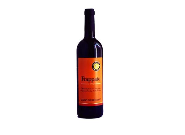 vino frappato doc rosso