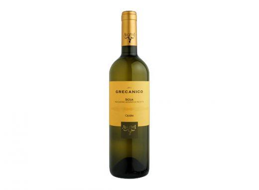vino alcesti grecanico igt bianco