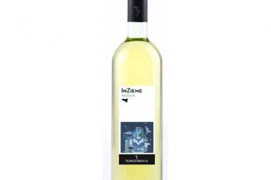 vino terre di bruca inzieme bianco