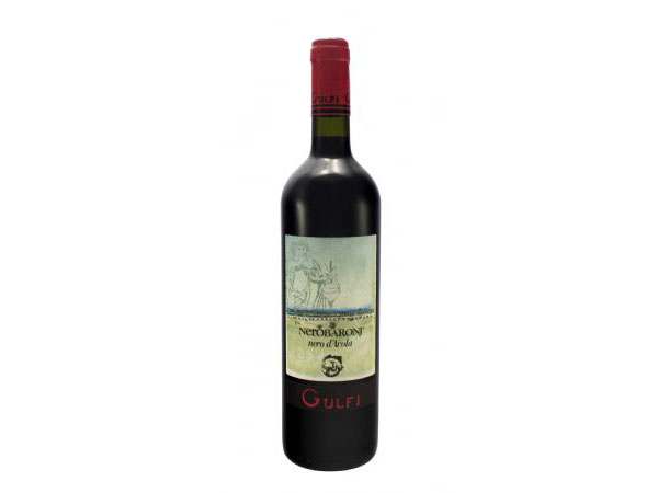 vino nero baronj