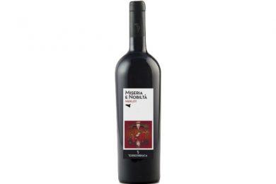 vino terre bruca merlot igt
